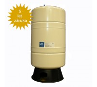 "Tlaková nádoba Global Water PWB35V, 35l 10bar 1"" 90st.C"