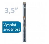 Pumpa 90 QJD 126 1,5kW pon.čerp. 230V, 1m kabel, spin.skříň