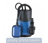 Ponorné čerpadlo drenážní BLUE LINE PSDR550P